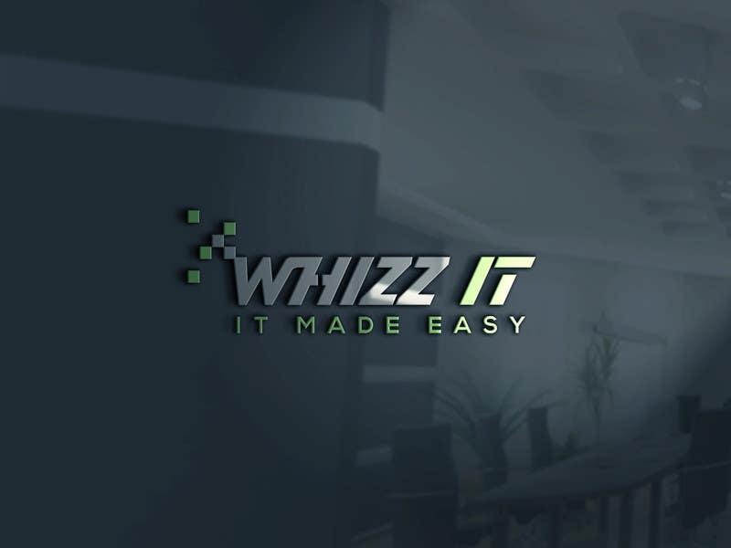 Proposition n°214 du concours Design a Logo for Whizz IT