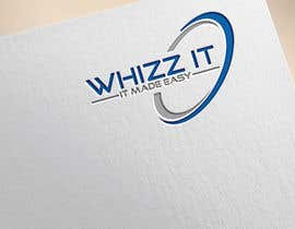 nº 440 pour Design a Logo for Whizz IT par RupaAkhter1322