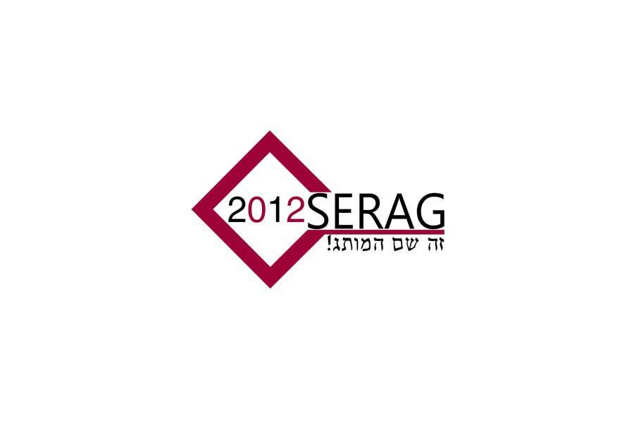 Proposition n°64 du concours design a logo serag
