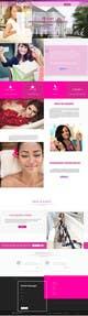 Icône de la proposition n°14 du concours Parallax web design for women brunch & pampering experience.