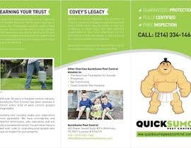 #38 for Design a Tri Fold Brochure by poojawcmc