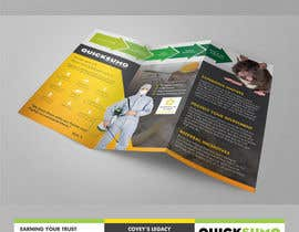 #34 for Design a Tri Fold Brochure by AthurSinai