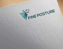 #45 for Design a Logo for start up - FINE POSTURE by badalhossain4351