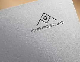 #46 for Design a Logo for start up - FINE POSTURE by badalhossain4351