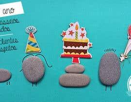 #2 para Design - Aniversário de Empresa - Turismo - 1 ano por marcelomatsumot