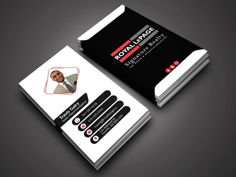 Proposition n°202 du concours Design some Business Cards