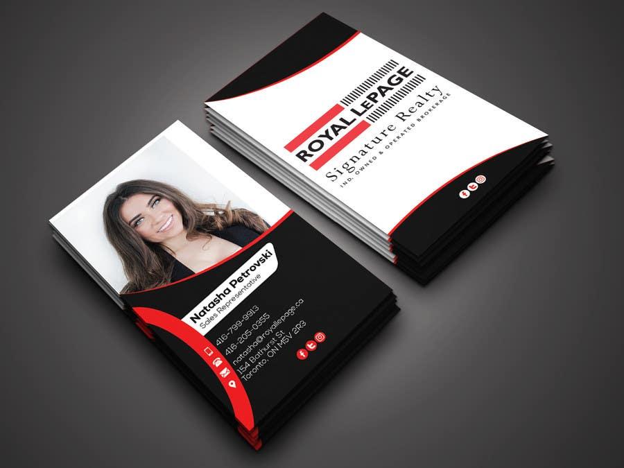 Proposition n°221 du concours Design some Business Cards