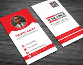 #180 for Design some Business Cards by xercurr