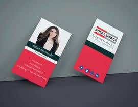 #267 for Design some Business Cards by desinersana