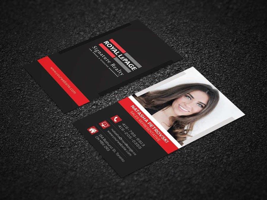 Proposition n°139 du concours Design some Business Cards