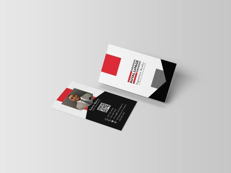 Proposition n°98 du concours Design some Business Cards