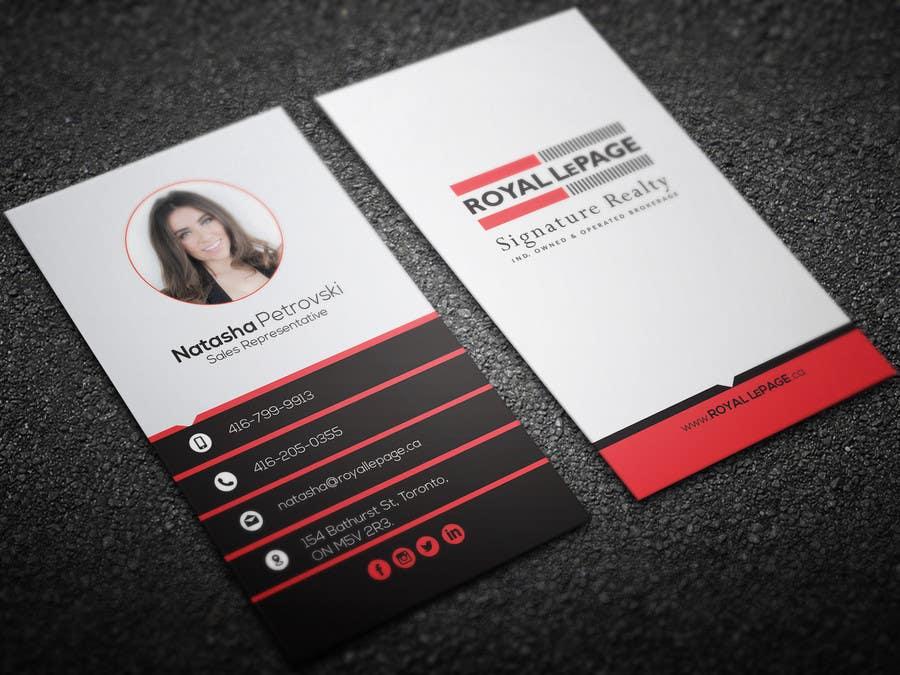 Proposition n°150 du concours Design some Business Cards