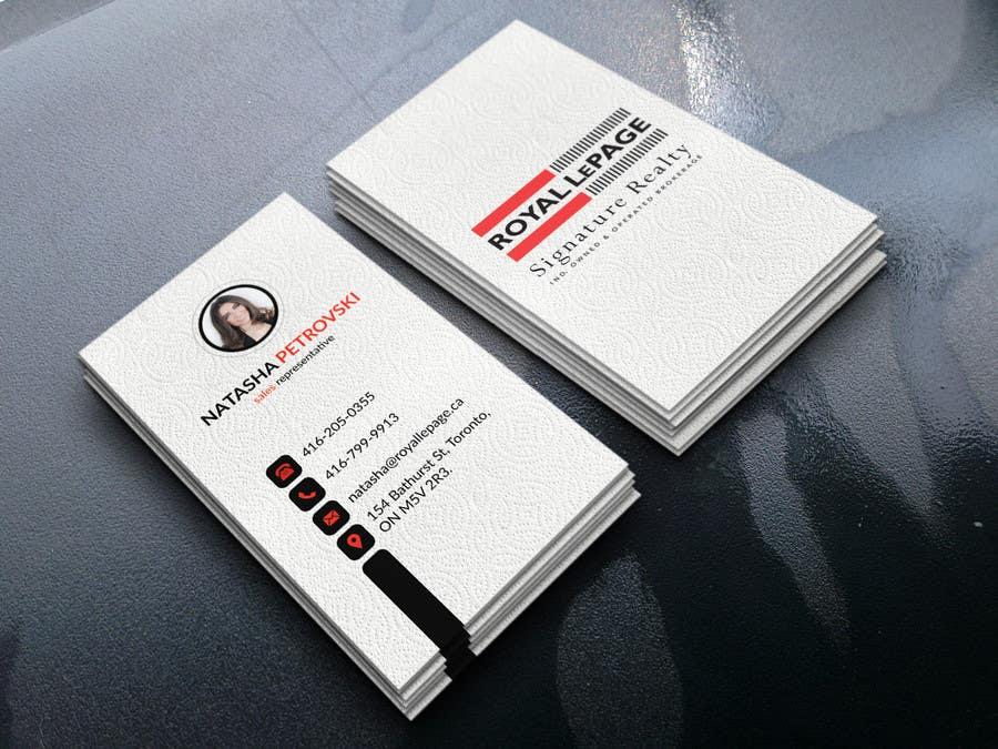 Proposition n°276 du concours Design some Business Cards