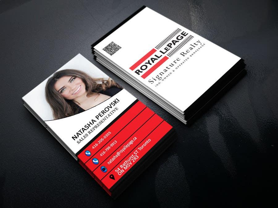 Proposition n°259 du concours Design some Business Cards