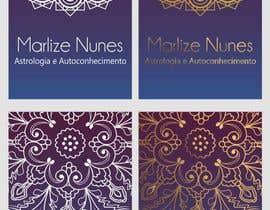 #12 for Criação de marca para profissional autônoma, no ramo de astrologia e auto-conhecimento. by SuzanaGanem