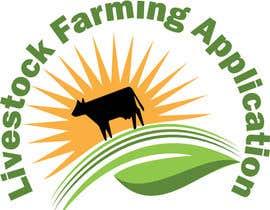 nº 1 pour Design a Logo For a Livestock Farming Application par AniqaSaleem