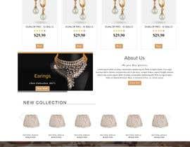 nº 4 pour Design a Website Mockup par mahwishnaz6