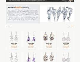 nº 25 pour Design a Website Mockup par MadniInfoway01