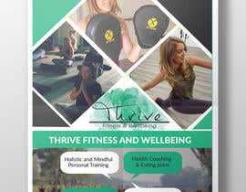 #4 for Design a flyer for fitness business by joymarma11