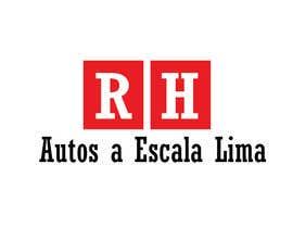 nº 21 pour Logotipo de RH Autos a Escala Lima par monjumia1978