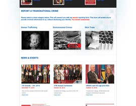 nº 8 pour Modern responsive Website inspired by another website par tanveerk0956