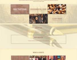 nº 5 pour Modern responsive Website inspired by another website par LynchpinTech