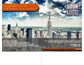 #46 for Design an Advertisement by myminddoesit