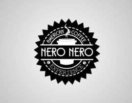 #7 para Creazione di un logo per una caffetteria american style de Attebasile