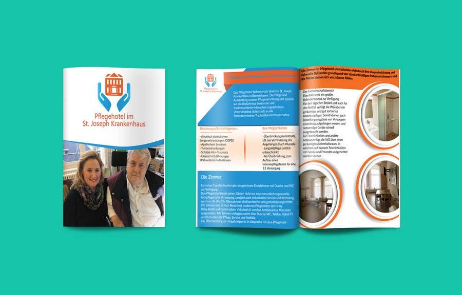 Kilpailutyö #                                        2                                      kilpailussa                                         Design a Brochure for Patients and Doctors (Intensive Care related)