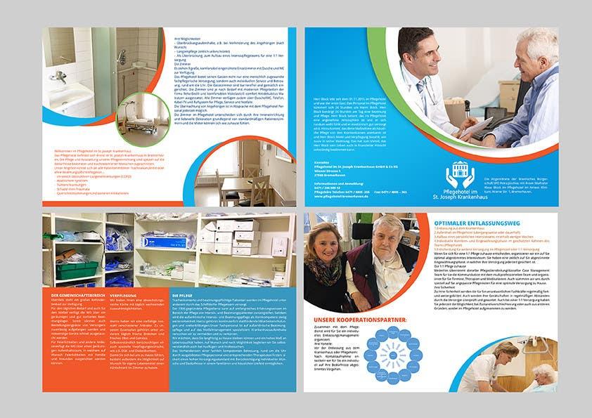 Kilpailutyö #                                        5                                      kilpailussa                                         Design a Brochure for Patients and Doctors (Intensive Care related)