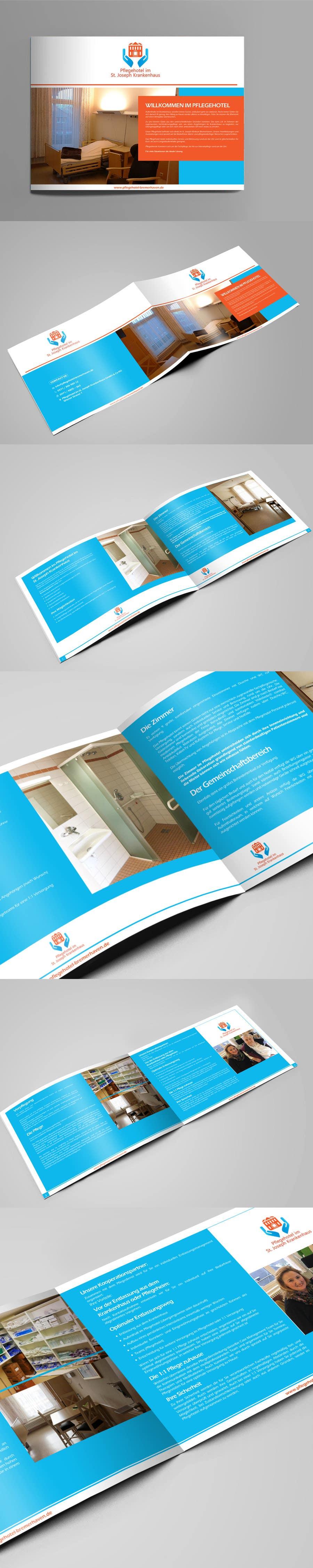 Kilpailutyö #                                        9                                      kilpailussa                                         Design a Brochure for Patients and Doctors (Intensive Care related)