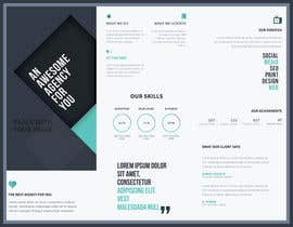 #7 for Design a brochure for a digital agency by graphiceager