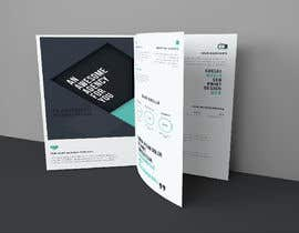#8 for Design a brochure for a digital agency by graphiceager