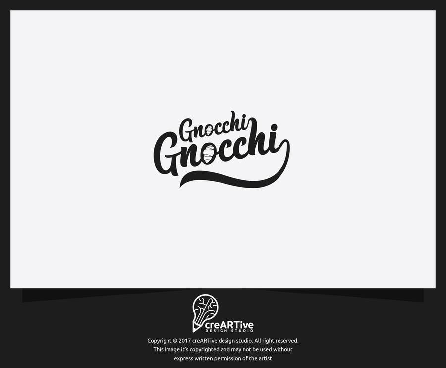 Contest Entry #73 for Gnocchi Gnocchi Logo Design