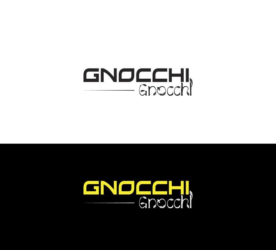 Proposition n°177 du concours Gnocchi Gnocchi Logo Design
