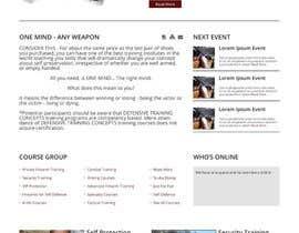 Nro 6 kilpailuun Joomla Home Page Design käyttäjältä bimaptra30