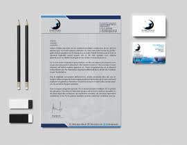 nº 19 pour business letter and card design par logobangla