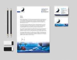 nº 20 pour business letter and card design par logobangla