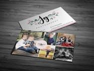 Proposition n° 81 du concours Graphic Design pour Design Business Card for Photography Company