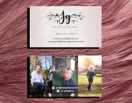 Nro 21 kilpailuun Design Business Card for Photography Company käyttäjältä zahra0501