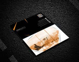 #109 for Design some Business Cards by Masrur16
