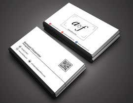 #158 for Design some Business Cards by RohanPro