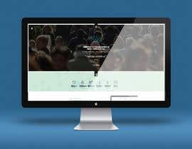 nº 1 pour Design and website Mockup par shchamon