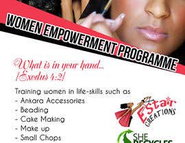 #6 for FLyer design for women empowerment by maidang34