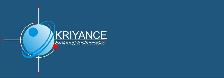 Inscrição nº                                         35                                      do Concurso para                                         Design a Logo for kriyance