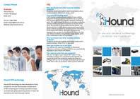 Graphic Design Konkurrenceindlæg #19 for Design a Brochure for iHound