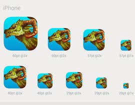 #5 for RPG App Icons by francellgarrote