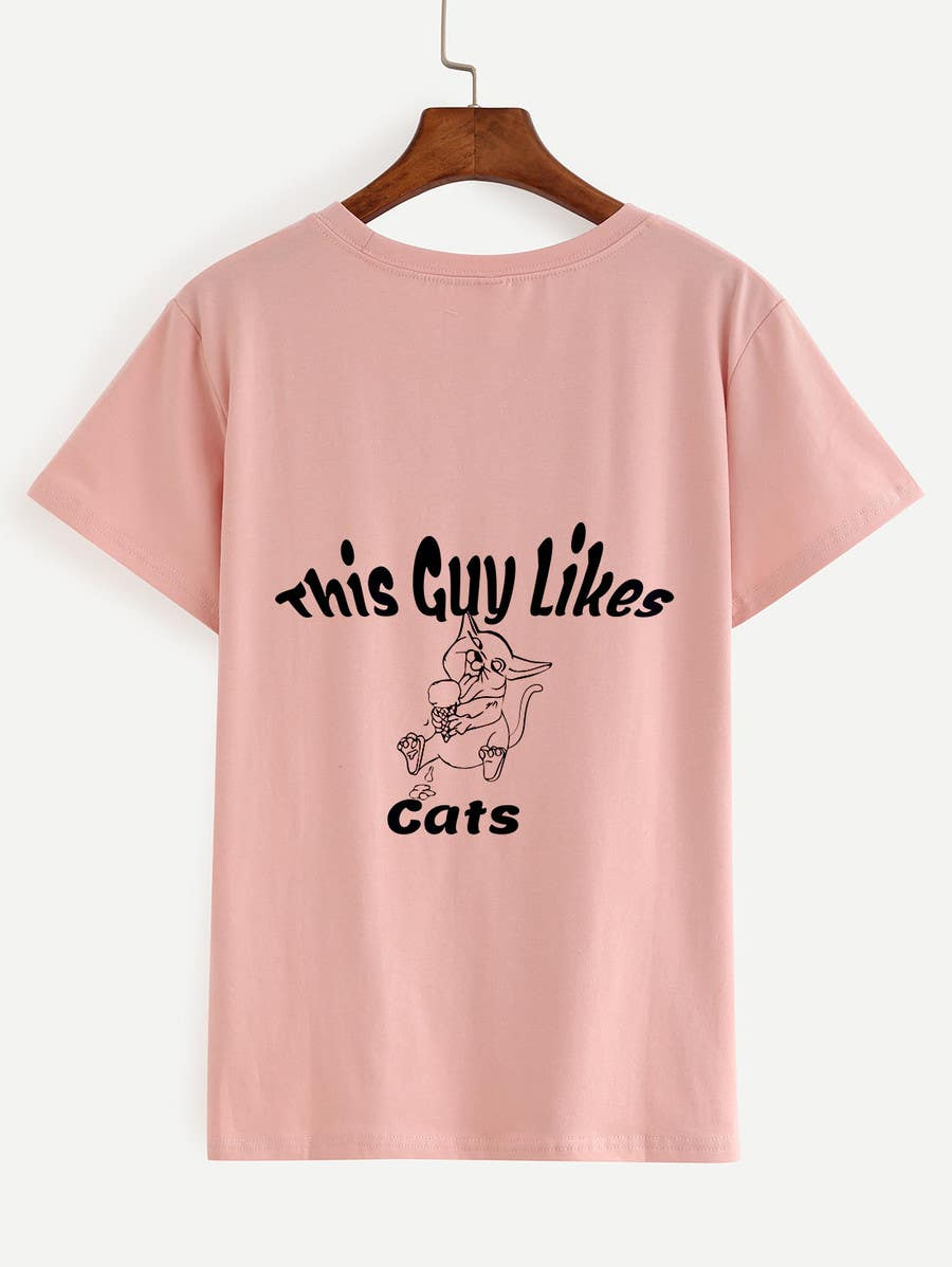 Proposition n°104 du concours Design a T-Shirt