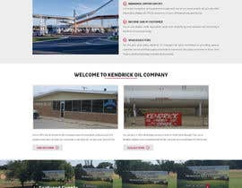 #7 for Design a Website Mockup for Oil and Gas Company by davidnalson