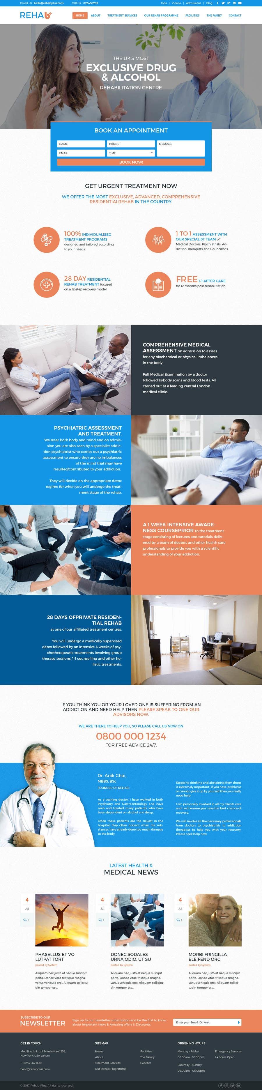 Proposition n°7 du concours Design Homepage design for my website